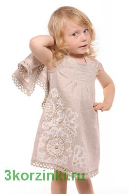Платье Ажур