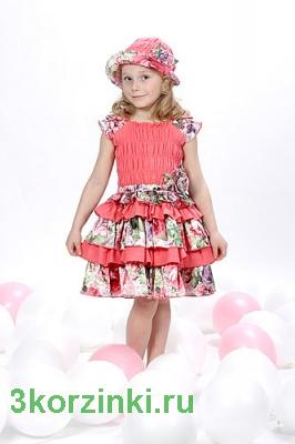 Платье Флора