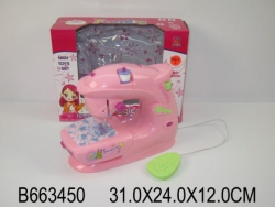 Машинка швейная электрическая Мэджикал