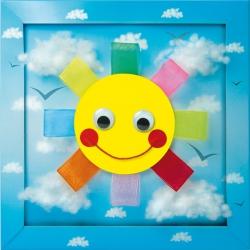 Набор для создания картины «Солнышко»