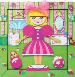 Набор для создания картины «Моя Кукла»